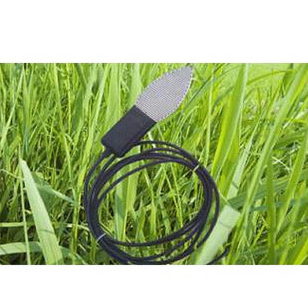 small size leaf humidity sensor detector for agriculture irrigation greenhouses plant culture