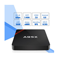 best selling products mini pc A95X android box video player download streaming movies set top box smart tv remote control