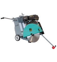 high quality easy operate concrete cutter with B & S 25T2 engine