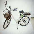 26'' hot sale European style e-go electric bicycle with high quality from china
