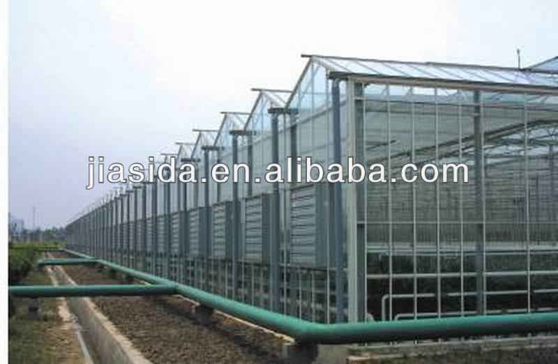 long life span polycarbonate greenhouse roofing/agricultural greenhouse/Polycarbonate hollow sheet