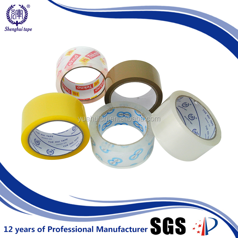 Made in China Acrylic Adhesive Cello Tape Sellotape