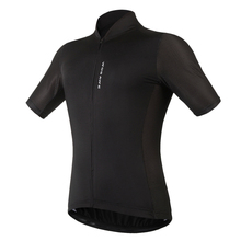 WOSAWE Custom Comfortable good quality Dry Fit Breathable Pure Color Cycling jersey with free design