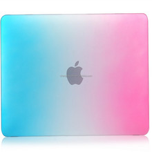 for apple macbook pro plastic matte pc hard cover case for macbook pro 15.4