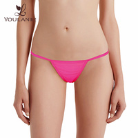 Supplier Elegant Young Lady Indian Women Sexy Panty Organic Cotton Underwear