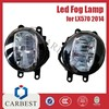 High Quality New ABS and PP Led Fog Light for 2014 Lexus Lx570
