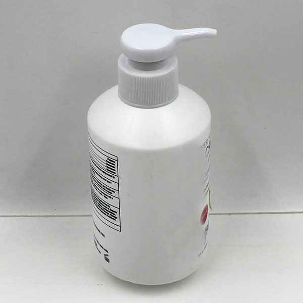 Personal care wholesale white matte 300ml cylinder plastic hdpe body lotion bottles with pump spray