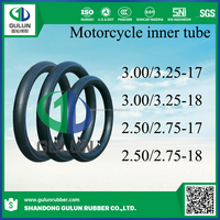 high quality 3 .00/3.25-17 3.00/3.25-18 2.50/2.75-17 2.50/2.75-18 Motorcycle inner tube for sale