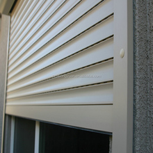 Insulated kitchen cabinet roller shutter