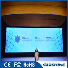 Gloshine W3.91 p3 Indoor led screen hire