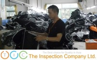 Quality Inspection in ASIA - Luggage Bags and Cases