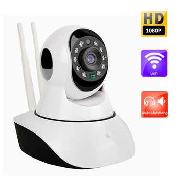 Full HD 1080P Baby Monitor Home Guard Security IP Wifi Camera
