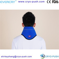 Cryo-Push doctors equipment microwave therapy machine neck pains hot & cold support brace