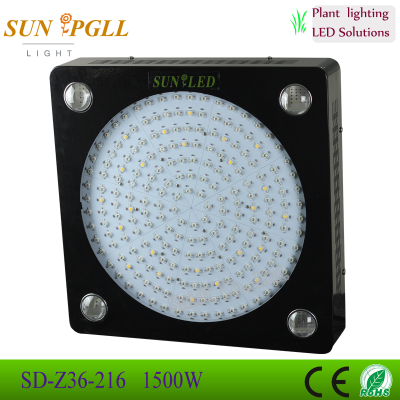 Wholesale Agricultural LED Grow Lights 1500W Programmable Full Spectrum LED Grow Lights
