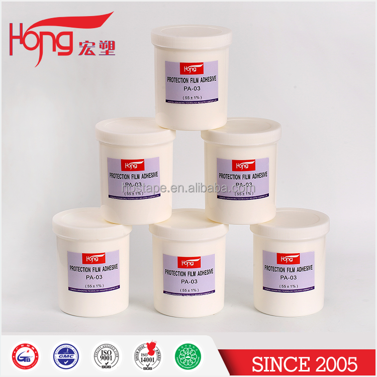 Acrylic Emulsion / Adhesive / glue for Protective Film HS-PA03