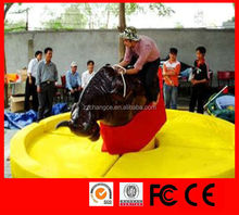 2015 hotsale Bullfight sports, inflatable bullfight, inflatable rodeo bull