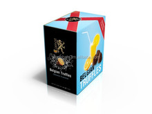 BELGIAN CHOCOLATE TRUFFLES - PREMIUM QUALITY - ORANGE FLAVOUR