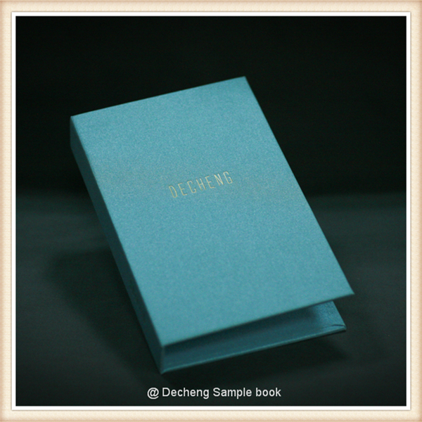 Book Cover Material Examples : Fabric sample book cover binder folder buy a ring