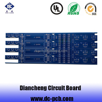 any size pcb lead free split air conditioner pcb controller with gerber file
