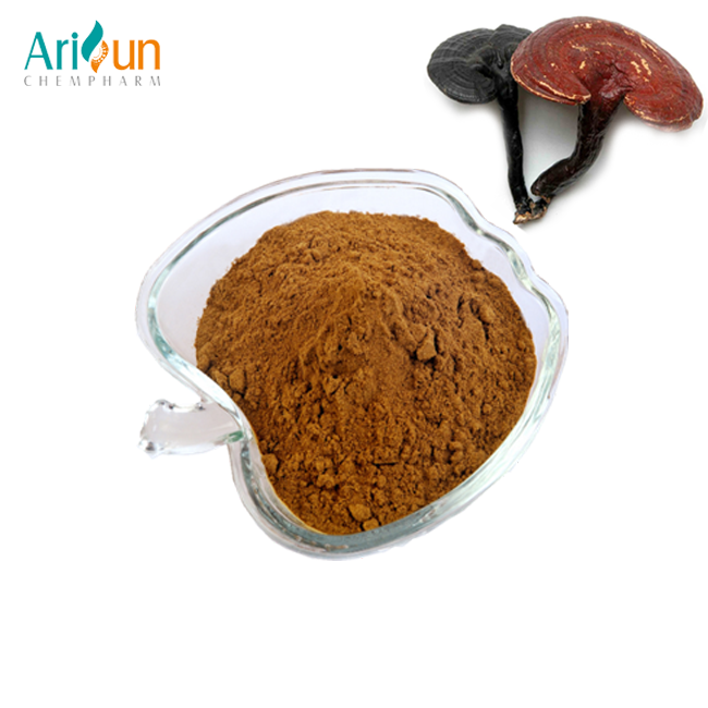 Factory Supply Reishi Extract , Reishi Polysaccharides , Triterpenoids