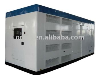 1375KVA cummins diesel genset kta50-g3 Container generator with one year warranty