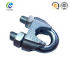 High standard marine clipped steel wire rope clamp