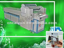 2012 Least Designed Flatbed Inkjet Printer for glass, tiles wood (Factory direct selling) (A0-9880 2880dpi,1.18m*2.5m)