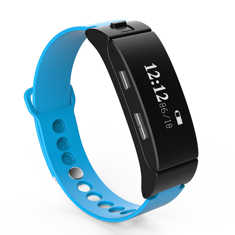 Bluetooth Calling Reminder Water Resistant Smart wristband with Headset