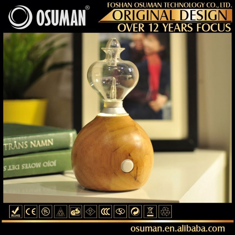 Essential Oil Spa Room Diffuser Ultrasonic Aroma Mist Humidifier