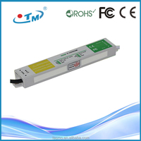 Good after-sales service waterproof led 12v power supply battery charger