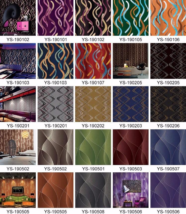 3D Moderne Dekorative Tapeten Innen Hotel Bar Restaurant KTV ...