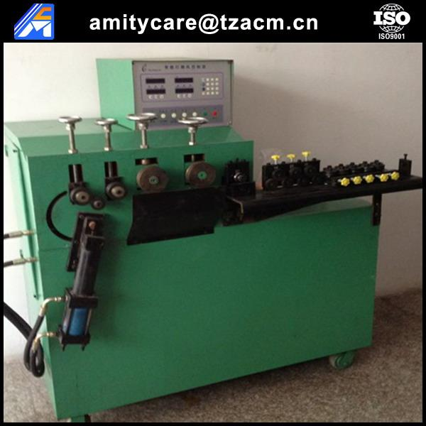 Automatic rebar ring making machine