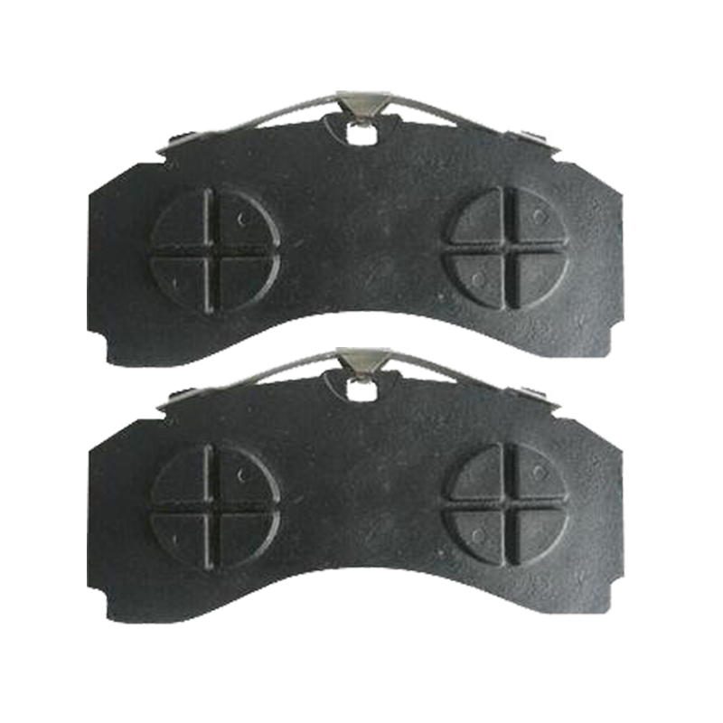 Brake pad backing plate