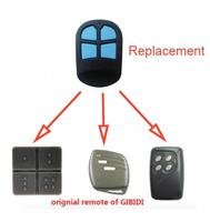 GBD Garage Door Cloning Remote Control Key Fob 433mhz