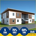 Ark Top Quality Good Price Long Lifespan Flatpack Prefabricated Steel Kindergarten