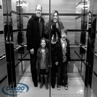 safety luxury building cheap modern economic human lift elevator