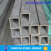 2016 Hot Selling Ms Square Steel