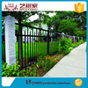 2016 New product outdoor Decorative aluminum fence/Easily Assembled Aluminium fence
