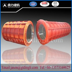 Precast concrete pipe mold.concrete culvert mould