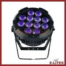 led lighting theater 12x15w led flat par, wall wash led stage, led lights for concerts
