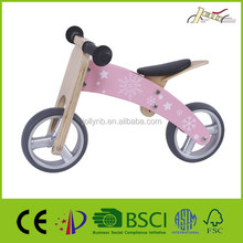Mini Wooden Balance Bicycle as kids toy bike