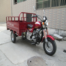 LZSY 175cc WUXI LZSY 3 wheel car for sale 150cc covered motor scooter / bike cabin / tricycle for passenger
