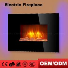 Home Decorations Decor Electric 33 Wood Fireplace With Remote Control