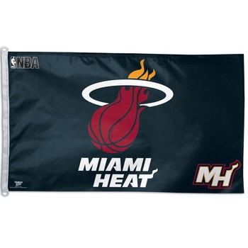 Custom 3*5 polyester flag NBA Miami Heats Flag sport team flag