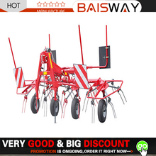 made in China BAISWAY brand hay tedder for sale (more model for sale)