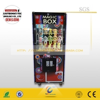 multi functional candy grabber machine/candy claw machine price