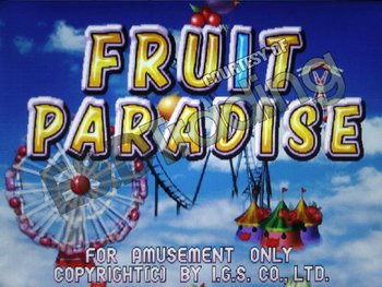 Fruit Paradise by IGS