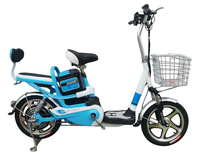 small hybrid electric mopeds pedal assist electric motorbike