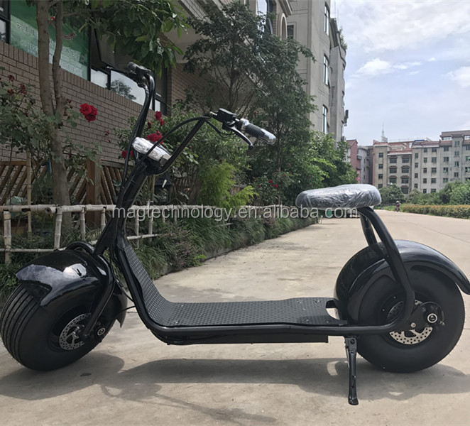 2016 most fashionable new product, foldable unicycle electric scooter self balamcing one wheel with training wheel pedal