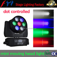 2015 New patent 7x15w zoom wash led moving head beam light